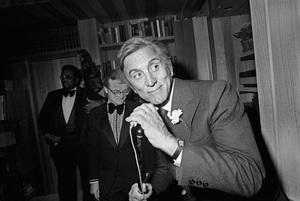 Kirk Douglas at Michael Douglas