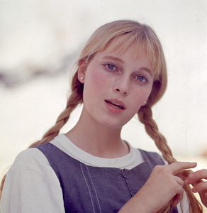 Mia Farrow1966 © 1978 David Sutton - Image 5168_0016