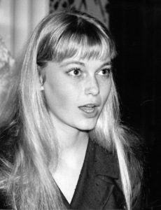 Mia Farrow at the 1965 Little Emmys at Beverly Hills Hotel © 1978 Chester Maydole - Image 5168_0049