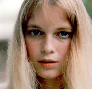 Mia Farrow, c. 1965 © 1978 Chester Maydole - Image 5168_0053
