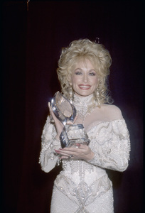 Dolly Parton with her People