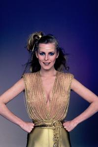 Cheryl Laddcirca 1976** H.L. - Image 5192_0098