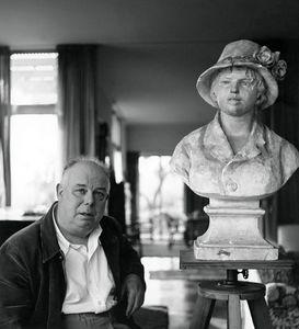 Jean Renoircirca 1950s © 1978 Sanford Roth / AMPAS - Image 5202_0015