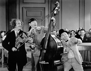 """Three Stooges""in"