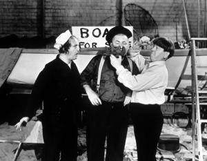 """The Three Stooges""Circa 1950"