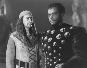 """""""Macbeth"""" Orson Welles1948 Republic **I.V. - Image 5301_0001"""