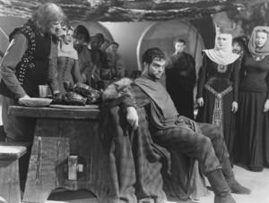 """""""Macbeth"""" Orson Welles1948 Republic **I.V. - Image 5301_0003"""