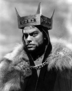 Orson Welles, MACBETH, Republic, 1948, **I.V. - Image 5301_0005