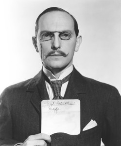 """Life of Emile Zola, The"" Joseph Schildkraut1937 Warner Bros. **I.V. - Image 5313_0003"