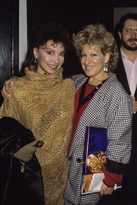 Bette Midler, Toni Basil and Benoit Gautiercirca 1980s© 1980 Gary Lewis - Image 5314_0020