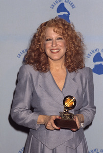Bette Midler at the Grammy Awards1990© 1990 Gary Lewis - Image 5314_0022