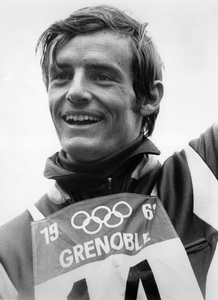 Jean-Claude Killy at the 1968 Winter Olympics - Image 5321_0001