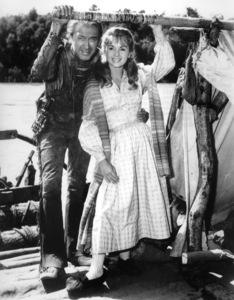 """""""How the West Was Won""""James Stewart, Debbie Reynolds1962 MGM**I.V. - Image 5326_0012"""