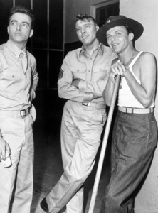 """From Here To Eternity""Montgomery Clift, Burt Lancaster, Frank Sinatra1953 Columbia - Image 5336_0012"