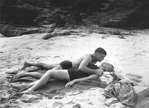 """From Here to Eternity""Burt Lancaster & Deborah Kerr1953 Columbia**I.V. - Image 5336_0041"