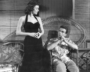 """""""From Here to Eternity""""Donna Reed & Montgomery Clift1953 Columbia**I.V. - Image 5336_0043"""