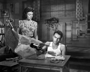 """""""From Here to Eternity""""Donna Reed, Montgomery Clift1953 Columbia**I.V. - Image 5336_0055"""