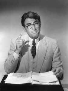 """To Kill A Mockingbird""Gregory Peck1962 20th / **I.V. - Image 5344_0005"