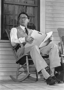 """To Kill A Mockingbird""Gregory Peck1962 20th / **I.V. - Image 5344_0009"