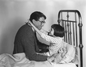 """""""To Kill A Mockingbird""""Gregory Peck, Mary Badham1962 20th / **I.V. - Image 5344_0010"""