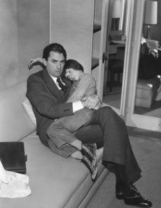 """""""To Kill a Mockingbird""""Gregory Peck, Mary Badham1962 20th / **I.V. - Image 5344_0013"""