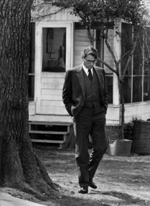 """""""To Kill a Mockingbird""""Gregory Peck1962 Universal Pictures © 1978 Leo Fuchs - Image 5344_0016"""
