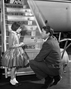 Mary Badham and Gregory Peck 1962*** B.D.M. - Image 5344_0035