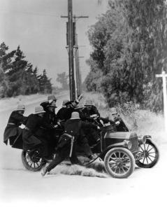 """Keystone Kops""circa 1930 - Image 5348_0001"
