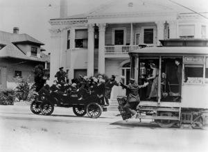 """Keystone Kops""circa 1930 - Image 5348_0003"