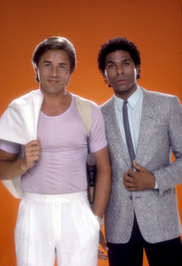 """Miami Vice""Don Johnson, Philip Michael Thomas1984 © 1984 Mario Casilli - Image 5354_0029"