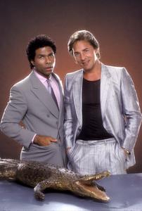 """""""Miami Vice""""Philip Michael Thomas, Don Johnson1984 © 1984 Mario Casilli - Image 5354_0034"""