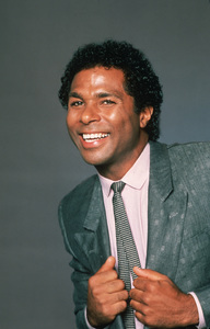 """Miami Vice"" Phillip Michael Thomas © 1985 NBCPhoto by Gary Null **H.L. - Image 5354_0065"