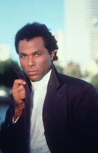 """Miami Vice"" Phillip Michael Thomas © 1985 NBCPhoto by Randee St. Nicholas **H.L. - Image 5354_0078"