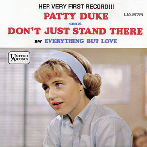 Picture sleeve for Patty Duke