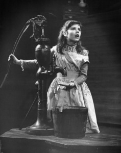 """Patty Duke in """"The Miracle Worker"""" (Stage version)circa 1959** B.D.M. - Image 5356_0060"""