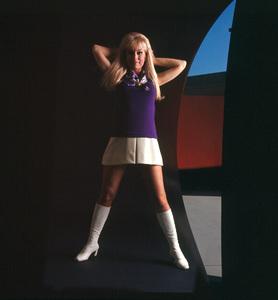 """I Dream of Jeannie""Barbara Eden1969 © 1978 Ken Whitmore - Image 5357_0139"