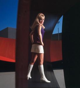 """I Dream of Jeannie""Barbara Eden1969 © 1978 Ken Whitmore - Image 5357_0140"