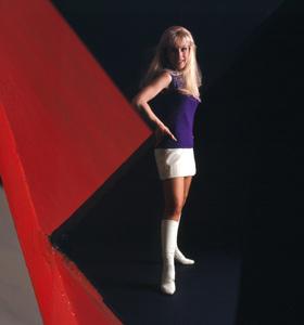"""I Dream of Jeannie""Barbara Eden1969 © 1978 Ken Whitmore - Image 5357_0141"
