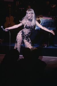 Barbara Eden performing in Las Vegascirca 1970s** J.C.C. - Image 5357_0232