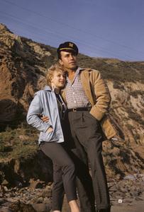 Barbara Eden and Michael Ansara1958© 1978 Gunther - Image 5357_0234