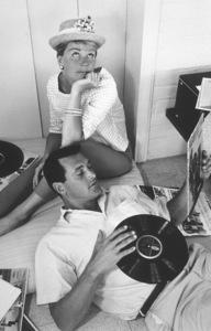 "Doris Day, Rock Hudson""Pillow Talk"" 1959 UniversalPhoto by Bob Willoughby - Image 5360_0005"