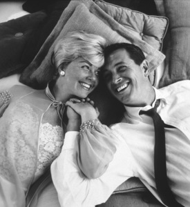 "Doris Day, Rock Hudson""Pillow Talk"" 1959 UniversalPhoto by Bob Willoughby - Image 5360_0007"