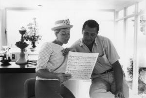"""Pillow Talk""Doris Day, Rock Hudson1959Photo by Bob Willoughby - Image 5360_0017"