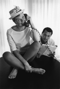 """Pillow Talk""Doris Day, Rock Hudson1959Photo by Bob Willoughby - Image 5360_0019"