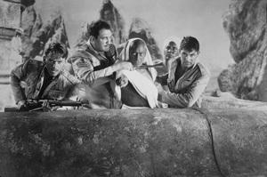 """Gunga Din""Douglas Fairbanks Jr., Victor McLaglen, Cary Grant1939 RKO - Image 5363_0001"