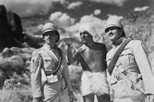 """Gunga Din""Douglas Fairbanks Jr., Sam Jaffe, Victor McLaglen1939 RKO - Image 5363_0002"