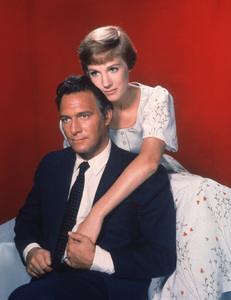 """The Sound of Music""Julie Andrews and Christopher Plummer1965 20th**I.V. - Image 5370_0119"