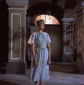 """The Sound of Music""Julie Andrews1965 20th Century Fox** I.V. - Image 5370_0137"