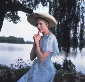 """""""The Sound of Music""""Julie Andrews1965 20th**I.V. - Image 5370_0140"""
