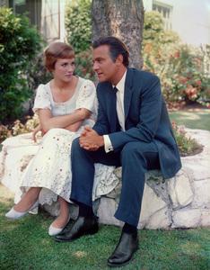"""The Sound of Music"" Julie Andrews, Christopher Plummer1965 20th Century Fox ** I.V. - Image 5370_0147"